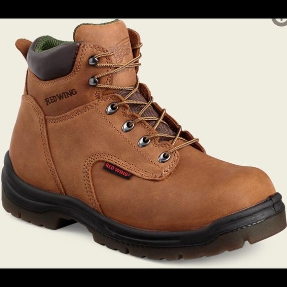 33938caea35 Red Wing men's safety toed work boots new. NWT